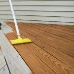 Deck Staining Bradenton Florida