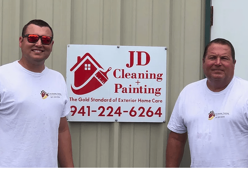 Home Cleaning And Painting Owner In Bradenton Florida